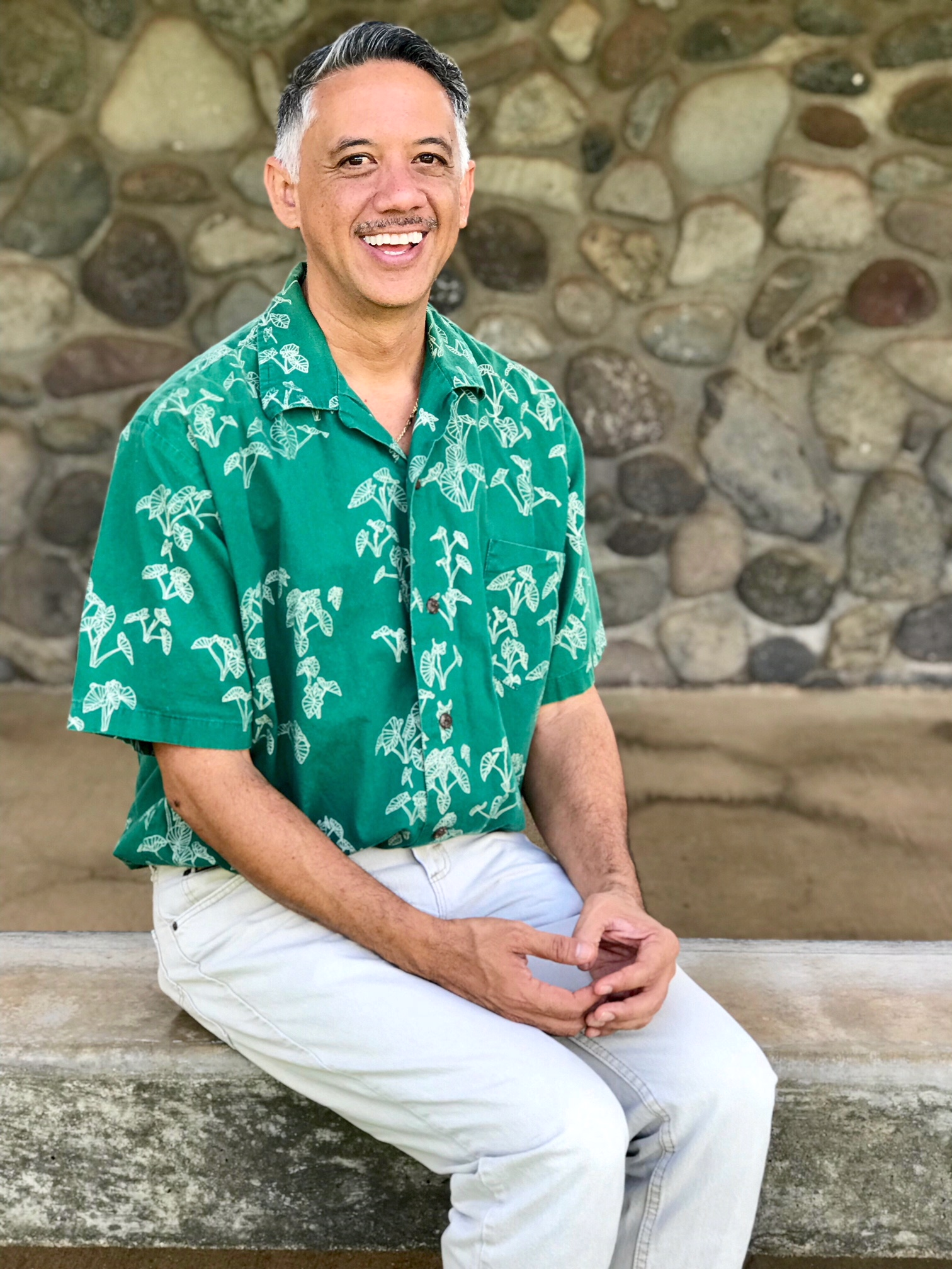 Joey Gonsalves leads the Native Hawaiian Health Care System